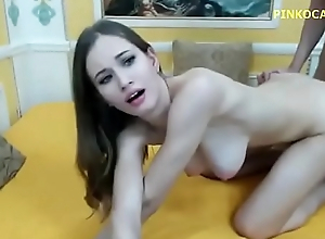 Swedish Brother and Sister Sex on webcam