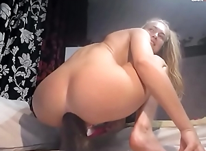 www.girls4cock.com &mdash_ Huge Insertions on a Make inaccessible AssHole