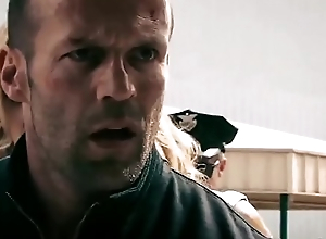 celebrity dealings in down a bear with jason statham man-made HD