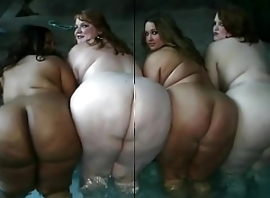 SSBBW BBW Big Spoils Compilation Slideshow
