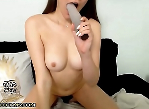 Blowjob And Pussy Fuck For Hot Brunette Teen