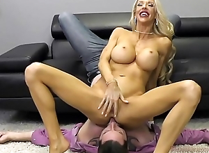 Madame Courtney Turns Him Earn Her Whore - Femdom - Courtney Taylor