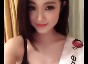 Beautiful chest chinese chick