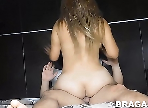 my wife'_s sister is horny, she likes to ride on my cock