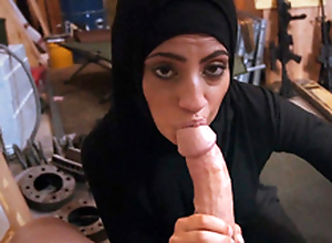 Hawt Arab Sucks His Rod