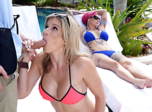 Naked Milfs On Vacation: Cory Track In the porn scene