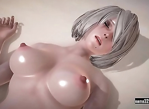 2b Love Epoch with 2b 3d cartoon sex game