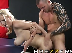 Big TITS here Sports - (Haley Cummings, Scott Nails) - Ping Pong Pussy - Brazzers
