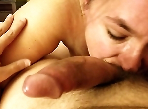 New mature married friend blows in hotel