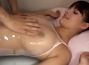 Hot Czech has interracial Kneading with Asian dude! PART 1 - PART 2 at CzechTube.net