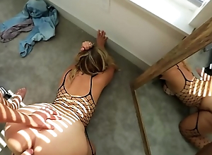 Hot Guy Fucks Step Sister After Steady old-fashioned to the fore Lake